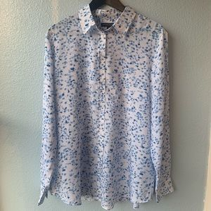 BANANA REPUBLIC LONG SLEEVE BUTTON DOWN SIZE XL